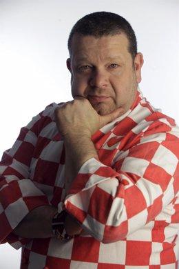 Chef Alberto Chicote