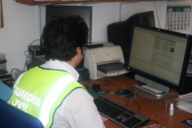 Guardia Civil Ordenador