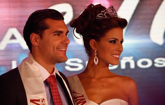 Web Oficial Miss España