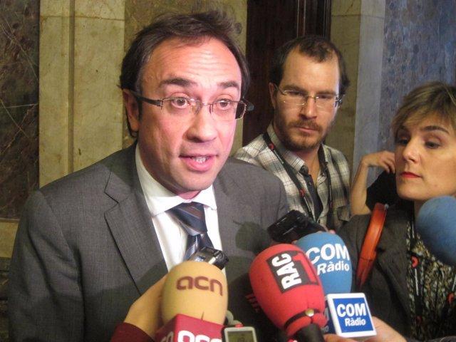 Josep Rull, Diputado De Ciu