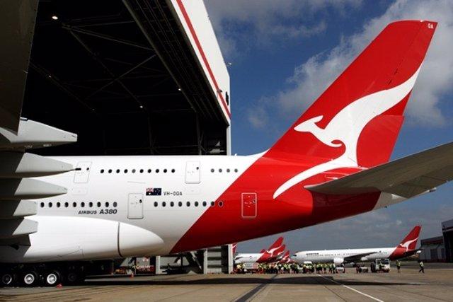 Imagen De Qantas