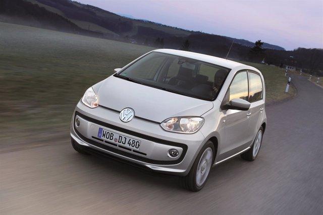 Volkswagen Up! De Cuatro Puertas