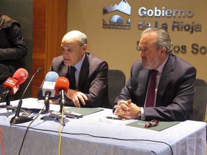 """Bengoa considera """"resuelta"""" la asistencia de los pacientes de la Rioja alavesa en el Hospital de Logroño"""