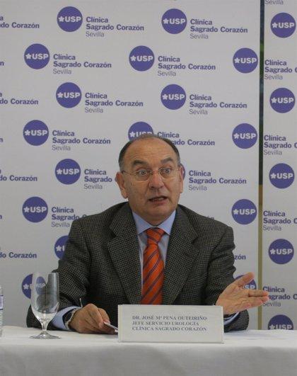 Andalucía.- USP Sagrado Corazón apuesta por la fotovaporización por láser para tratar la hiperplasia de próstata