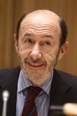 Alfredo Pérez Rubalcaba,