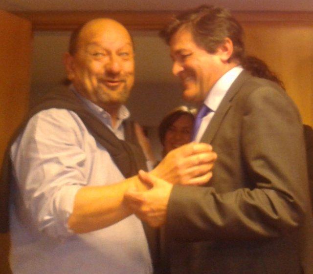 Francisco González Y Javier Fernández