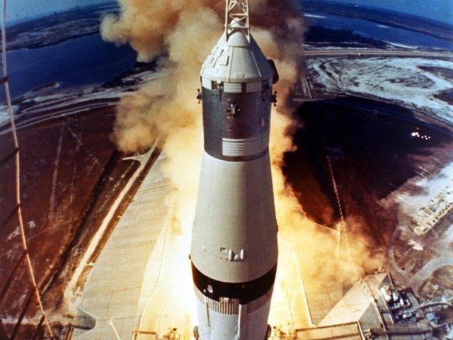 Lanzamiento Del Apolo 11 (1969)