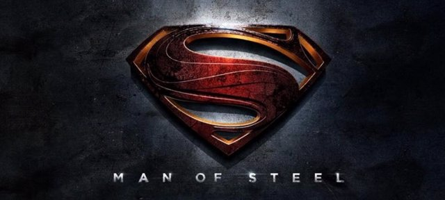 Logo De Man Of Steel Superman