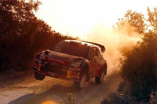 Mikko Hirvonen En El Rally De Portugal