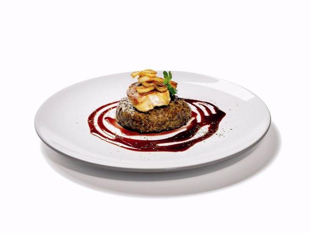 Hamburguesa Gourmet De La Cadena H3