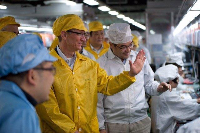 Tim Cook En China Por Apple