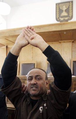 Preso Líder De Al Fata, Marwan Barghouti