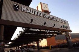 Estación De Atocha De Madrid