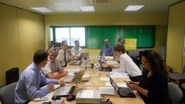 Reunión De Seguimiento Del Software IPDS+APS2.