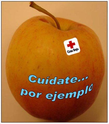 Cruz Roja lanza la campaña 'Cuídate, por ejemplo' centrada en hábitos de vida saludables