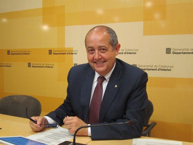 Felip Puig, Conseller De Interior De La Generalitat