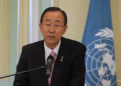 Ban ofrece su mediación en el conflicto sobre la soberanía de las Malvinas