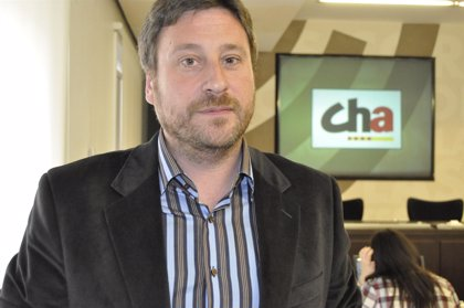"""Soro (CHA) dice que las cuentas son """"un desastre"""" para Aragón y tilda de """"inmoral"""" la amnistía fiscal"""