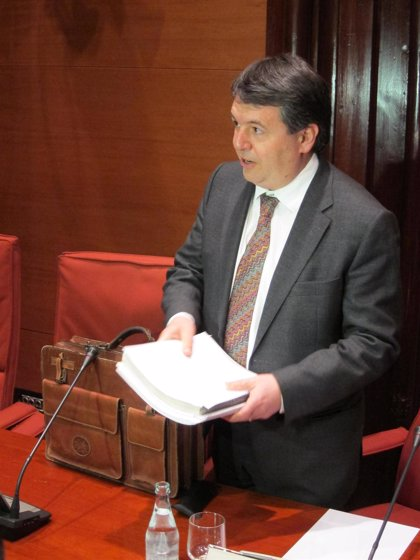 """El secretario catalán de Cultura niega haberse """"enriquecido"""" en sus cargos públicos"""
