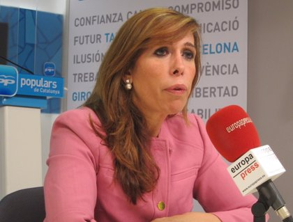 Camacho (PP) asegura que Rajoy garantizará liquidez a Cataluña y pide comprensión a la Generalitat