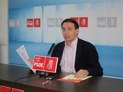 """El socialista Fernando Pablos asegura que el Gobierno """"toma el pelo"""" a los ciudadanos con las cuentas de 2012"""