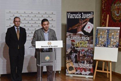 Fresno (Valladolid) celebrará el Jueves el XXV Aniversario del Vía Crucis Juvenil 'Camino hacia la Cruz'