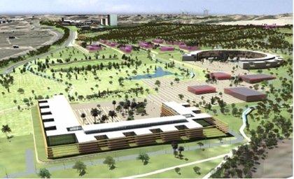 Las obras del Parque Científico de Murcia finalizan durante el presente mes de abril