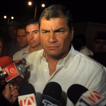"""Correa cree que no se perderá de """"gran cosa"""" por no asistir a la Cumbre de las Américas"""