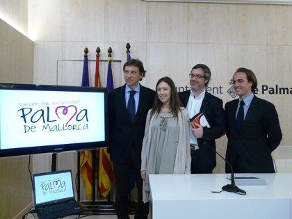 """Palma estrena marca turística para representar la """"pasión que despierta"""" la ciudad"""