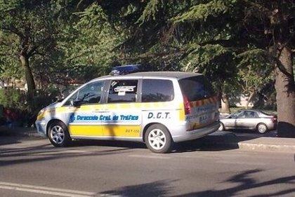 La Policía Local de Fraga activa el dispositivo de controles de velocidad