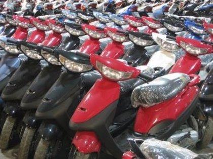 Las ventas de motocicletas y ciclomotores caen más de un 10% en marzo en Baleares