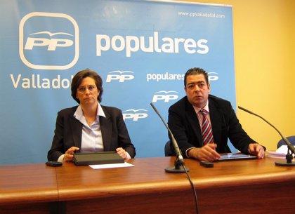 PP de Valladolid defiende las cuentas y asegura que no se renuncia a las infraestructuras pendientes