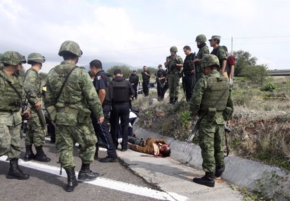 La violencia del crimen organizado provoca el cierre de más de 160.000 empresas en México