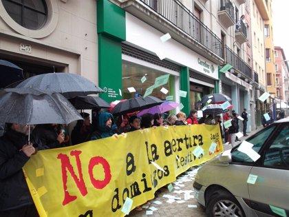 """ELA llama a la ciudadanía a """"no comprar"""" en los comercios que abran este jueves festivo en Navarra"""