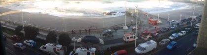 A Coruña acogerá el martes un homenaje a los policías fallecidos en el Orzán al intentar rescatar a un estudiante