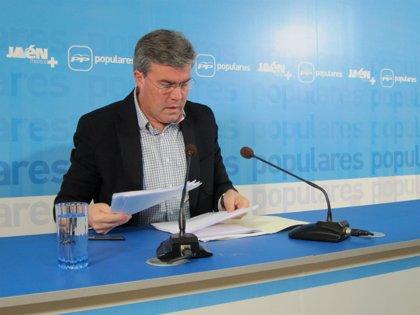 """Fernández de Moya asegura que el PSOE es """"maestro de recortes en la provincia por enejecución presupuestaria"""""""
