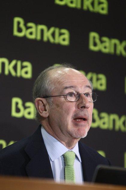 Economía/Bolsa.- La ampliación de Bankia arrastra la acción (-4,4%) y lleva a BFA a perder la mayoría del capital