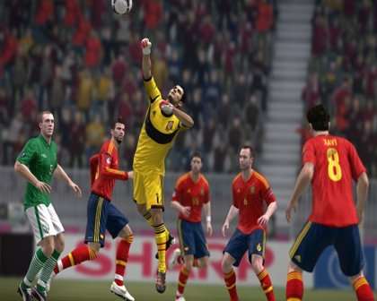 FIFA lanza UEFA EURO 2012 para abrir boca