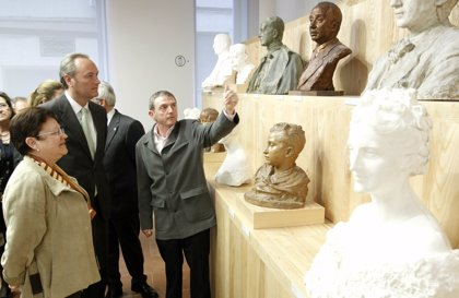 El Consell declarará 2012 como el año de Mariano Benlliure para acercar su obra a todos los rincones