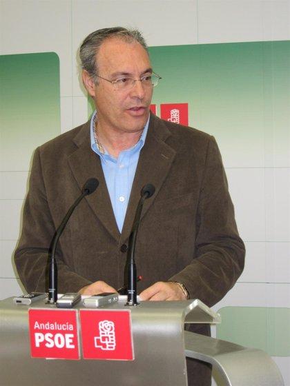 """El PSOE critica """"el discurso tenebroso"""" del PP para justificar que """"no haya más prestaciones"""""""