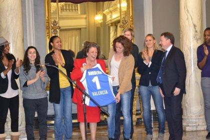 Baloncesto/Euroliga.- El Ciudad Ros Casares ofrece el título a los valencianos