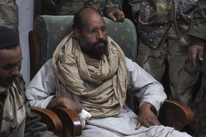 """El TPI solicita a Libia la entrega """"inmediata"""" de Saif al Islam Gadafi"""