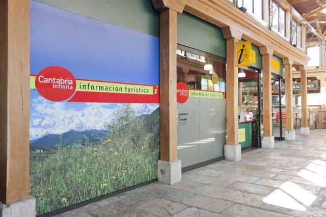 Oficina De Turismo Del Mercado Del Este, En Santander