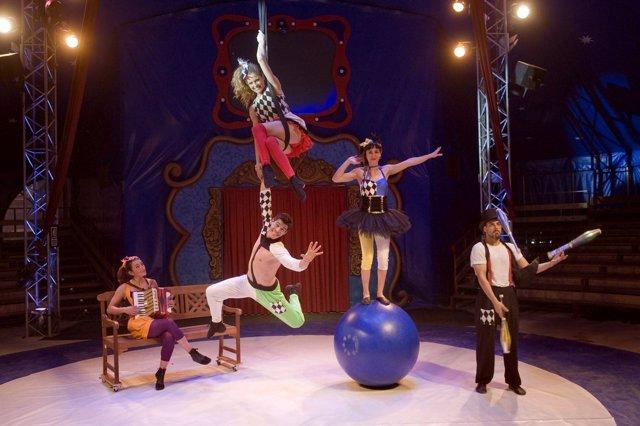 Circo De Sendaviva.