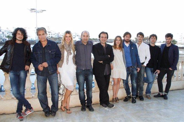 Actores Y Actrices En El Festival De Cine De Lanzarote 2011