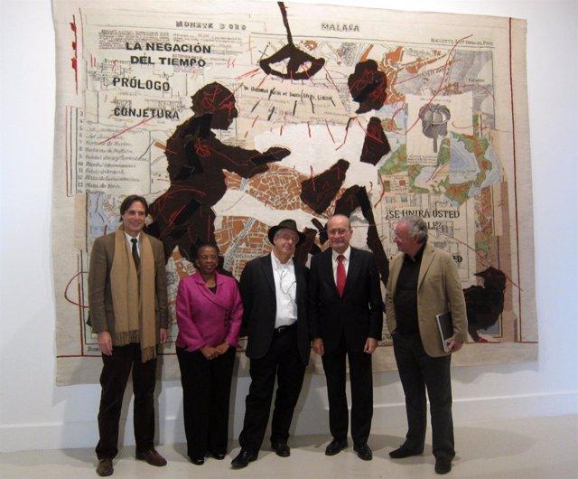 Exposición De William Kentridge En El CAC Málaga