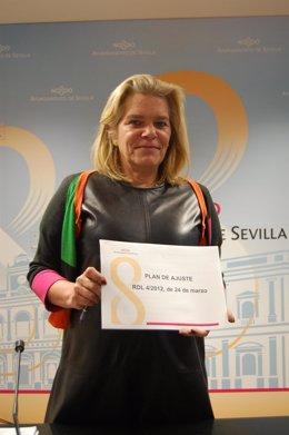 Asunción Fley Presenta El Documento.