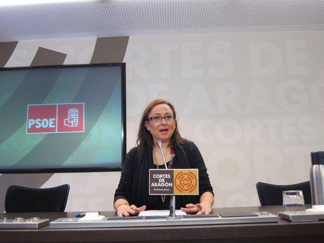 Mayte Pérez (PSOE)