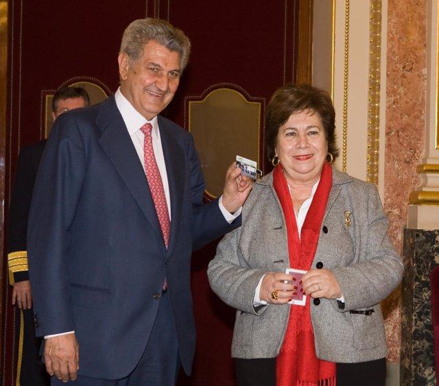Jesús Posada y María Luisa Cava de Llano