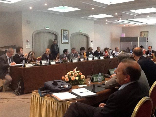 Reunión En Rabat De REMESA